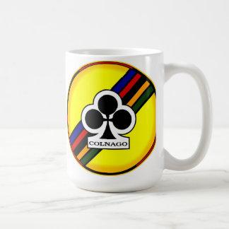 Colnago Bicycle sign Coffee Mug