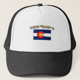 Colo RAD O Trucker Hat