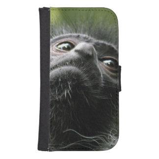 Colobus Monkey Galaxy S4 Wallet