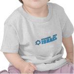 Colocación con Israel Camiseta