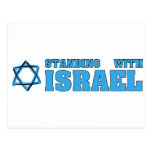 Colocación con Israel Postal