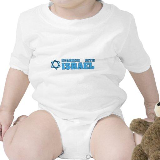 Colocación con Israel Trajes De Bebé