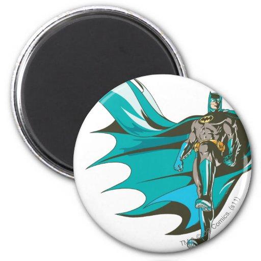Colocación de Batman Imán Redondo 5 Cm