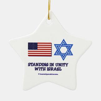 Colocación en la unidad con Israel Ornato