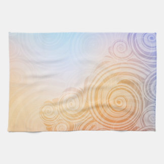 Coloful towel