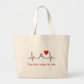 Cologne Tote Bags