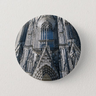 Cologne Cathedral Button