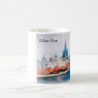 Cologne cathedral Cologne cathedral mug