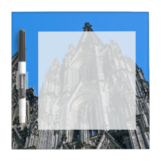Cologne Cathedral Dry Erase Board