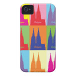 Cologne cathedral iPhone 4 cover