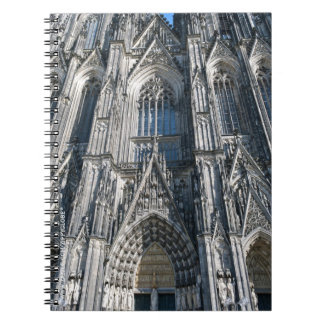 Cologne Cathedral Notebook
