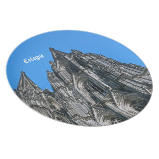 Cologne Cathedral Plate