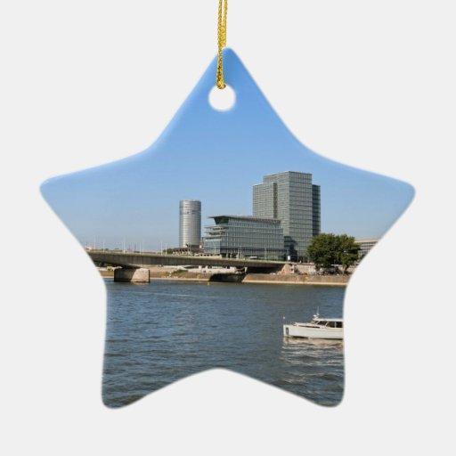 Cologne Christmas Tree Ornament