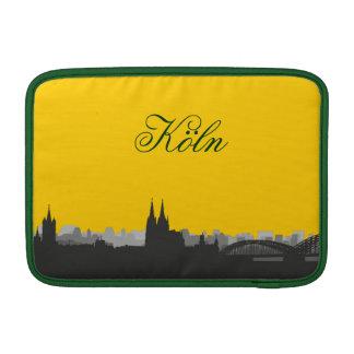 Cologne city of skyline - iPad/MacBook air Sleeves