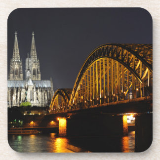 Cologne, Germany Drink Coaster