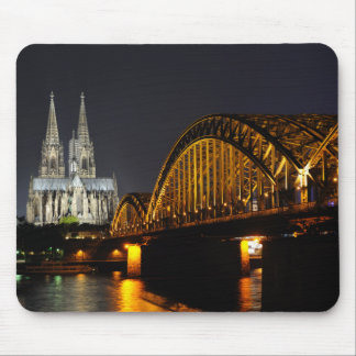 Cologne, Germany Mouse Pad