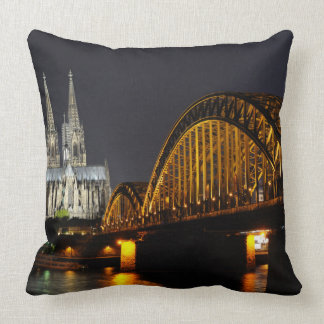 Cologne, Germany Pillows