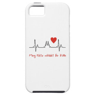 Cologne iPhone SE/5/5s Case