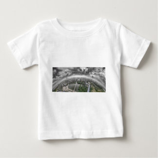 Cologne Panorama - 360 degrees! Baby T-Shirt