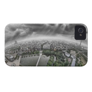 Cologne Panorama - 360 degrees! iPhone 4 Case