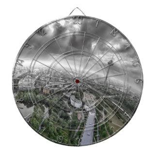 Cologne Panorama - 360 degrees! Dart Board