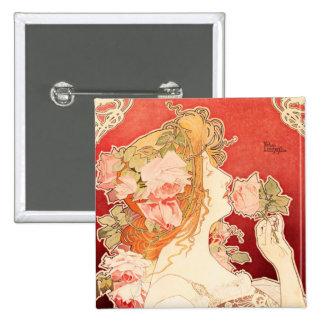 Cologne Parfumerie Pinback Button