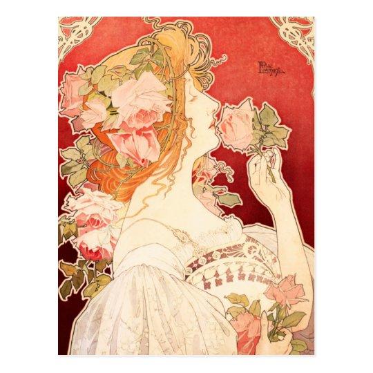 Cologne Parfumerie Postcard
