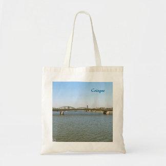 Cologne Tote Bag