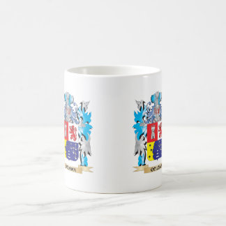 Coloma Coat of Arms - Family Crest Classic White Coffee Mug