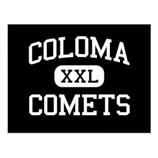 Coloma - Comets - Junior - Coloma Michigan Postcard