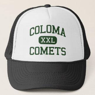 Coloma - Comets - Junior - Coloma Michigan Trucker Hat