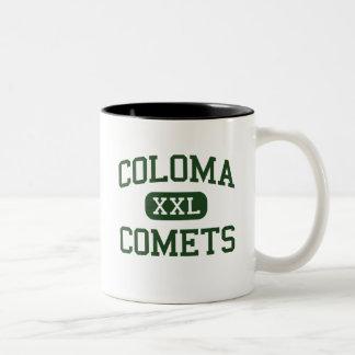 Coloma - Comets - Senior - Coloma Michigan Coffee Mugs