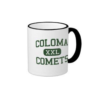 Coloma - Comets - Senior - Coloma Michigan Mugs