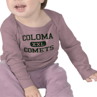 Coloma - Comets - Senior - Coloma Michigan Tshirt