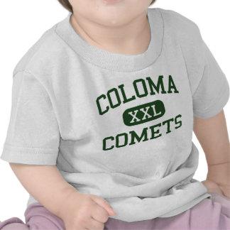 Coloma - Comets - Senior - Coloma Michigan Tshirts