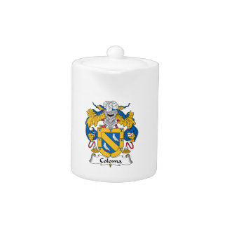 Coloma Family Crest
