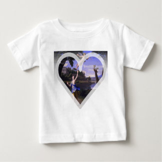 Colombel Cupid Psyche painting love peace joy Tee Shirt