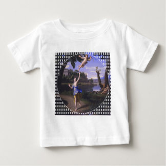 Colombel Cupid Psyche painting love peace joy Tee Shirts