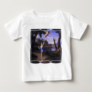 Colombel Cupid Psyche painting love peace joy Shirts