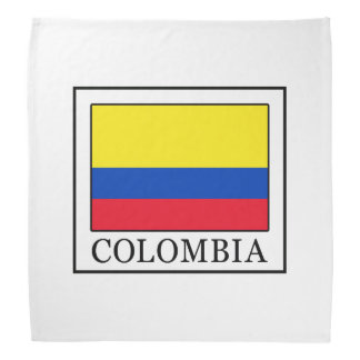 Colombia Bandana