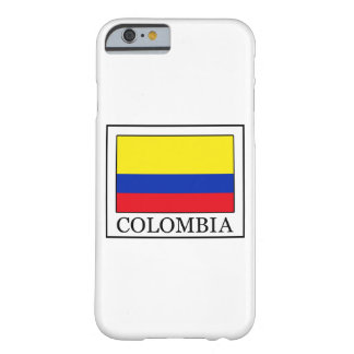 Colombia Barely There iPhone 6 Case