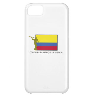 Colombia Barranquilla Mission LDS CTR iPhone 5C Cover