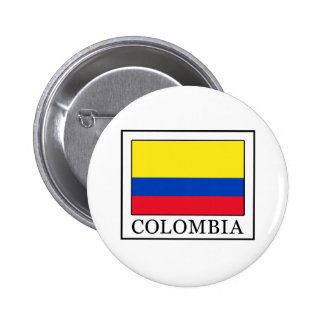 Colombia Button