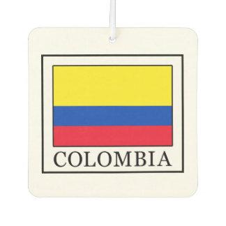 Colombia Car Air Freshener