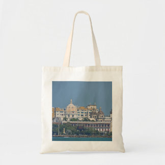 Colombia-Cartagena Waterfront Tote Bag