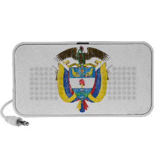 Colombia Coat Of Arms Speaker