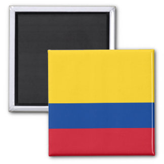 Colombia – Colombian Flag Fridge Magnet