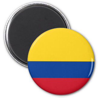 Colombia – Colombian Flag Refrigerator Magnets