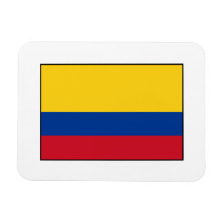 Colombia – Colombian Flag Rectangular Magnets