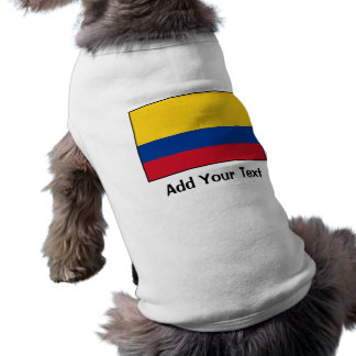 Colombia – Colombian Flag Tee